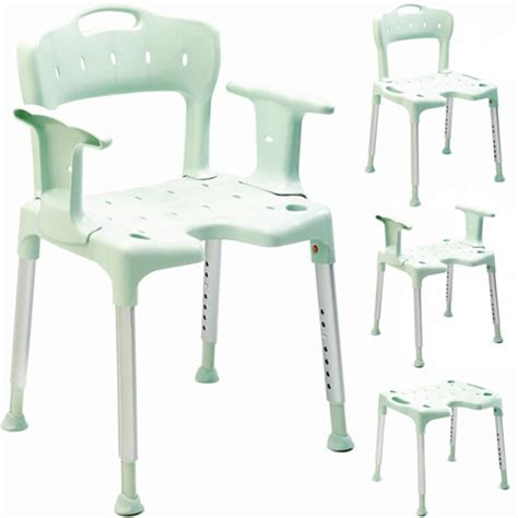 etac shower chair green etac shower chairs