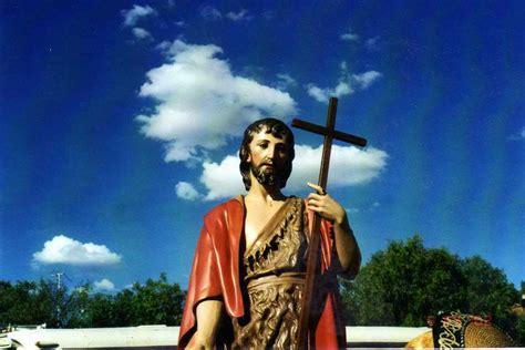 quien era san juan bautista la delicada misi 243 n profeta isa 237 as y san juan bautista
