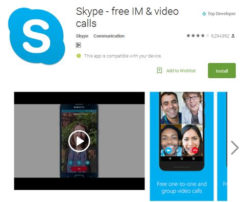 skype free im and calls apk top 12 free chat apps for live calling andy tips