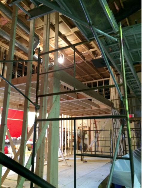 Lakeside Plumbing And Heating by Rfa S Lakeside Theater Undergoing Major Renovation Daily