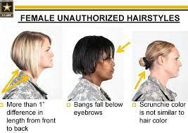 usaf women hairstyles pictures 9 best female military hairstyles images on pinterest