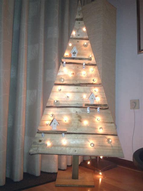 Kerstboom Hout Maken zelf een houten kerstboom maken werkbeschrijving foto