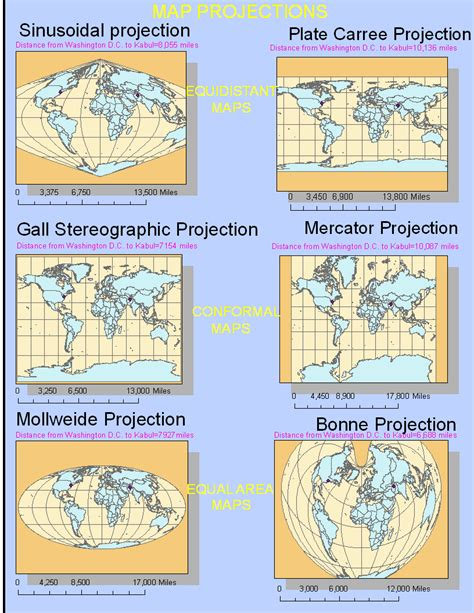 world atlas of breeds world map projections maps blogotheque week 6 map projections