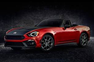 Fiat Abarth Specs 0 60 2017 Fiat 124 Spider Abarth Specs Price And Performance