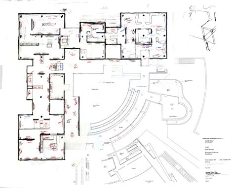 museum floor plan dwg high museum of art permanent collection installation