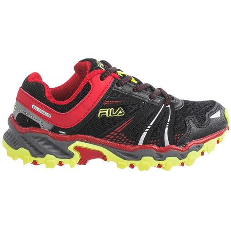 my running shoes are big fila tko tr trail running shoes for and big