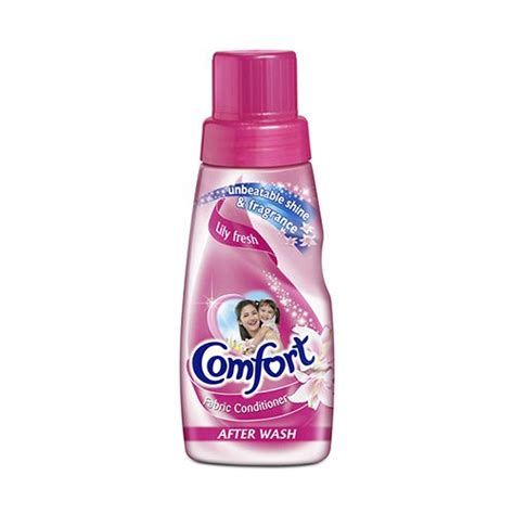 comfort after wash fresh fabric conditioner bottle