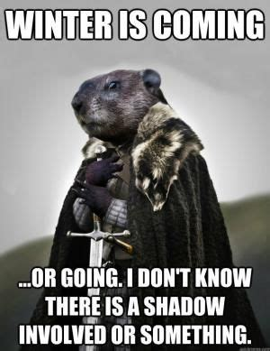 groundhog day jokes 25 best ideas about winter is coming meme on