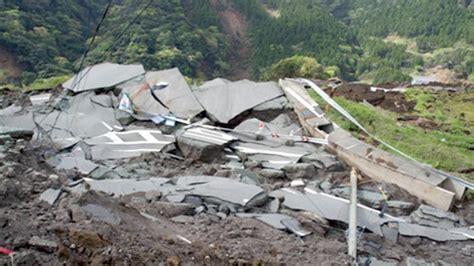 Gempa Bumi korban gempa kumamoto jepang capai 49 orang tribunnews