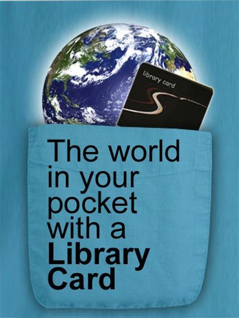 Template I Got My Library Card Today by 13 Best Images About Library September Is National
