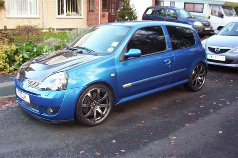 renault clio 2002 modified t17cjh 2002 renault clio specs photos modification info