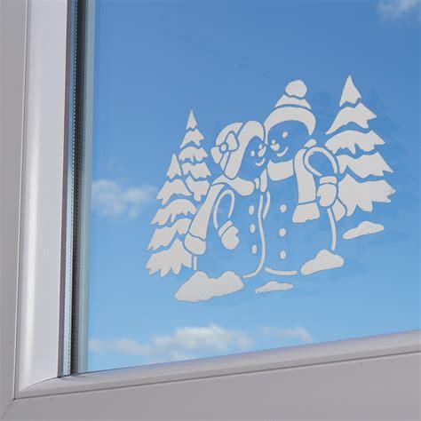 Weihnachtsdeko Fenster Schablonen by Anleitung Fenstergestaltung Mit Kreidefix Ideen Mit Herz