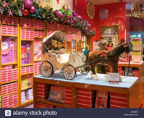anthropologie store interior nyc stock photo royalty free image 60960993 alamy american girl place store interior fifth avenue nyc