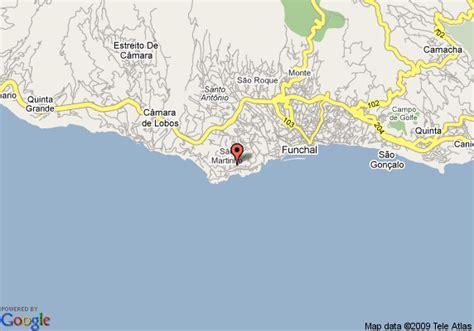 tivoli texas map map of hotel tivoli madeira madeira island
