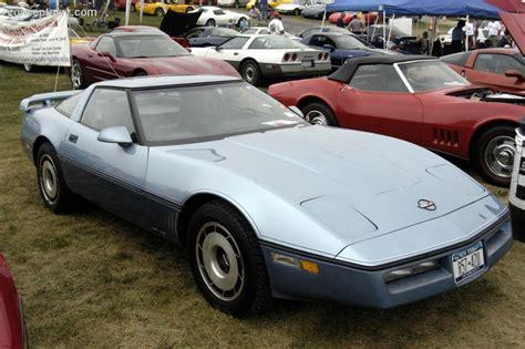1984 chevrolet corvette c4 conceptcarz