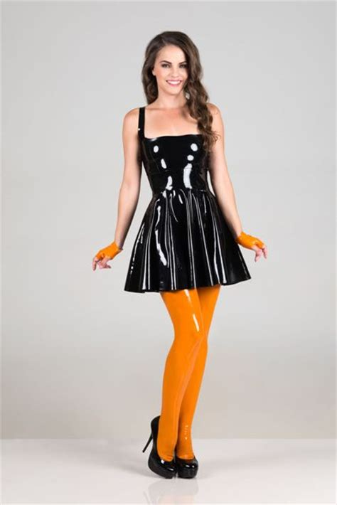 Babydoll Dress ? Dawnamatrix Latex Clothing