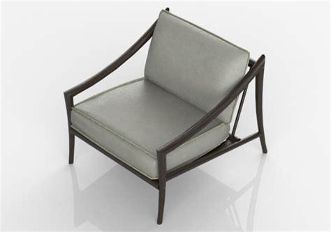 sedie 3d sedie 3d poltrona in legno massello 22515a