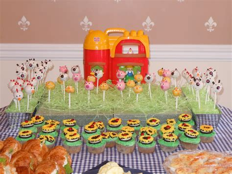 Farm Theme Baby Shower Decorations by Baby Shower Ideas Baby Shower