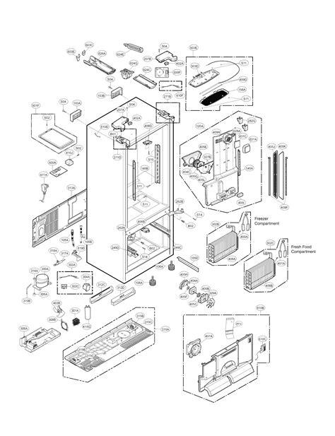 kenmore maker parts diagram kenmore maker dispenser door parts diagram model