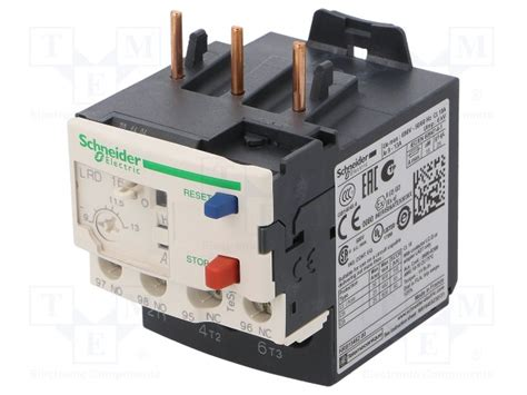 Harga Murah Termal Relay Schneider Lrd08 2 5 4a lrd08 schneider electric thermal relay series lc1d leads terminals 2 5 247 4a tme