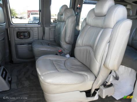 chevy express seats 2004 chevrolet express 1500 passenger conversion rear
