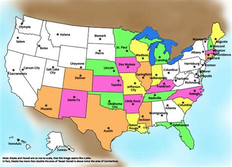 usa map with all states and capitals 28 us map capitals us capitals map quiz large map