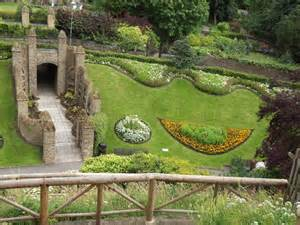 Garden Guilford by Guildford Castle Gardens From The Motte 169 Colin Smith Cc