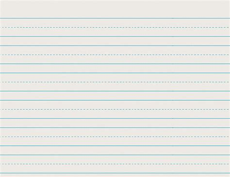 printable lined cursive paper 6 best images of free printable dotted line writing paper