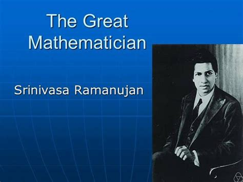 A Presentation On Mathematicians | the great mathematician authorstream