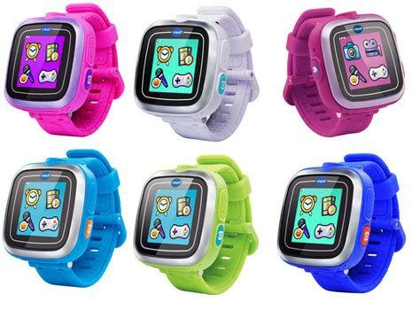 VTech Kidizoom Smart Watch Plus review ? fun kids smartwatch Review PC Advisor