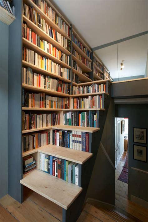 cool  unique bookshelves designs  inspiration