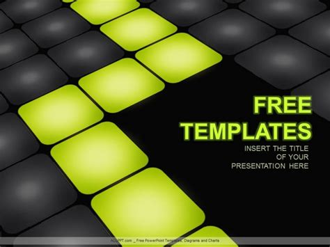 stepping design templates neon green step ppt design free daily updates