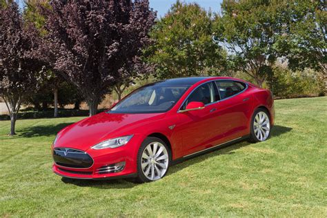 Tesla Model S Availability Tesla Model S Now Available With Executive Rear Seats