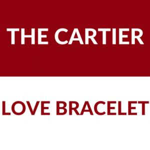 How To Sell Cartier Love Bracelets