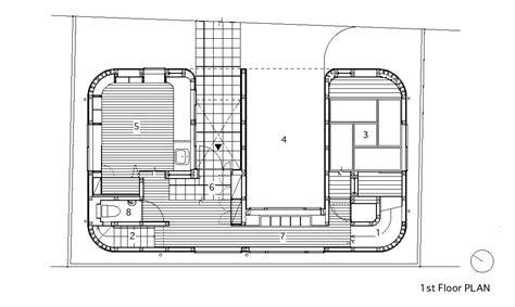 slide in cer floor plans slide house in nakameguro by level architects first floor