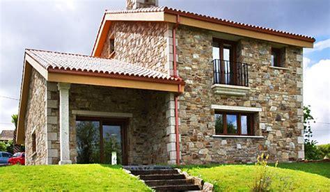 construccion casas de piedra casas de piedra viviendu