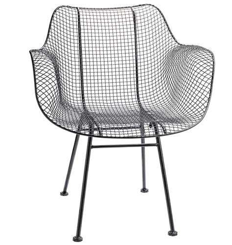 Wire Patio Chairs Modern Wire Chair Rejuvenation