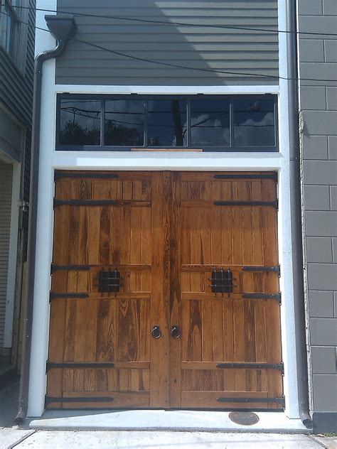 carriage house doors project profile new orleans carriage house doors 360 yardware
