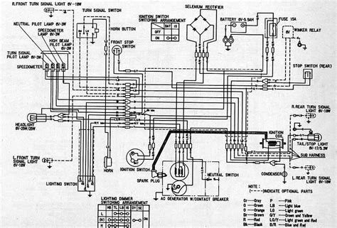 honda z50 k1 wiring diagram efcaviation