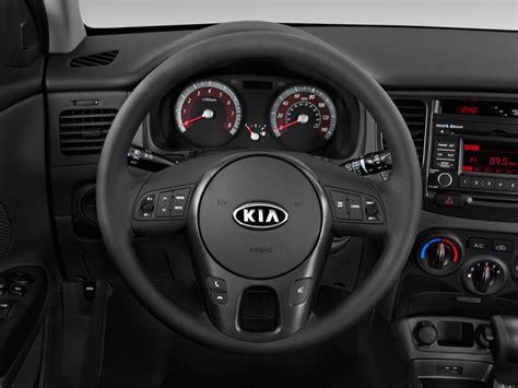 kia steering wheel image 2011 kia rio 5dr hb rio5 sx steering wheel size
