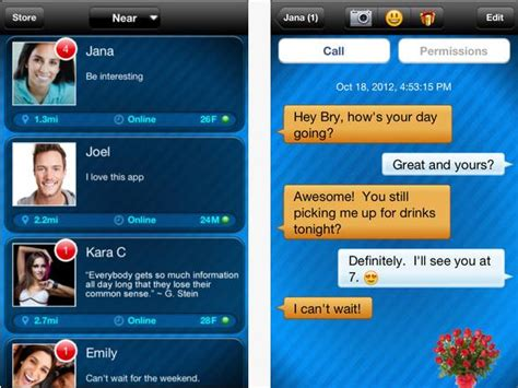 chat on android 15 of the best social apps of 2012