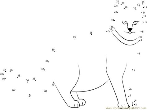 printable dot to dot cat fat cat dot to dot printable worksheet connect the dots