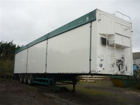 Walking Floor Trailers by Walking Floor Trailers For Sale