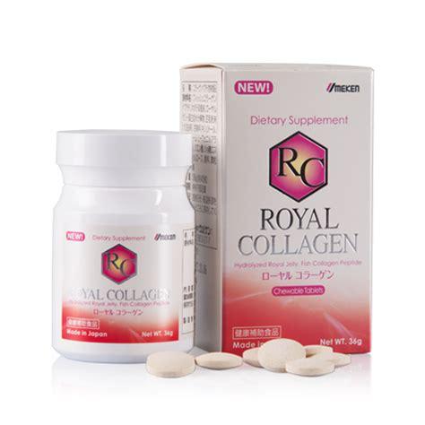hộp royal collagen 36gr nhật chống l 227 o h 243 a da