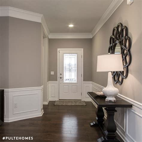 colors for interior walls in homes sherwin williams mindful gray color spotlight