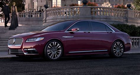 2019 the lincoln continental 2019 lincoln continental to get more standard gear and an