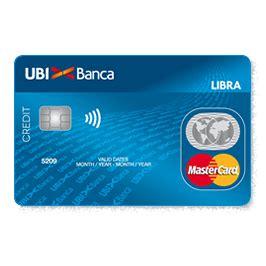ubi carte di credito ubi carta di credito libra