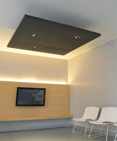 acoustic panel flag caruso acoustic interior sound absorption panels waiting room solutions