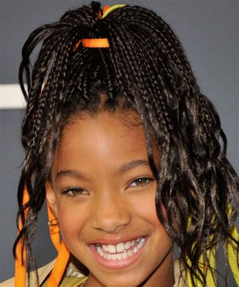 Willow Smith Hairstyle by 25 Exceptional Willow Smith Hairstyles Creativefan