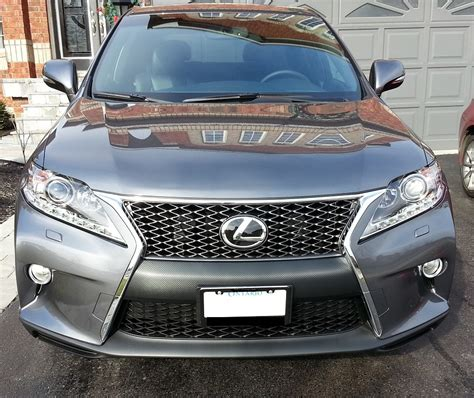 lexus rx blacked out blacked out rx f sport hybrid lexus forums